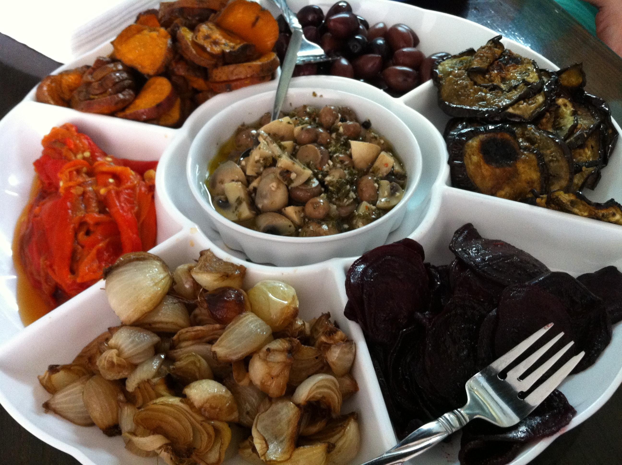 marinated roasted and marinated mushrooms easy marinated roasted and ...